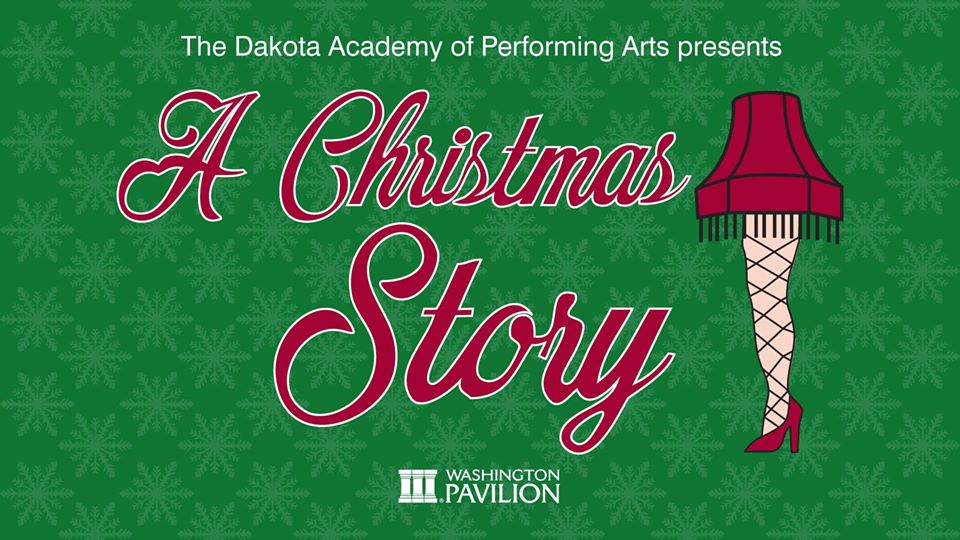 A Christmas Story The Musical.A Christmas Story The Musical Sioux Falls Arts Council